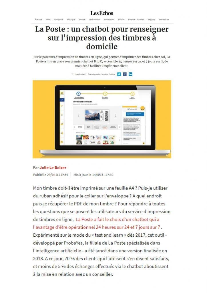 ChatBot MTEL Les Echos1