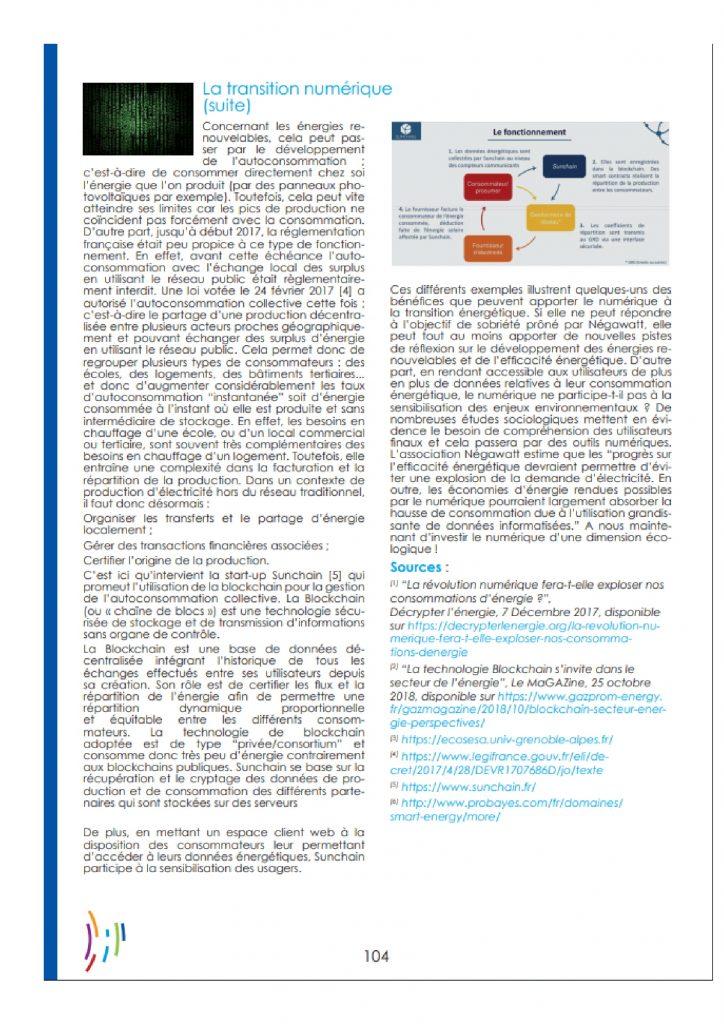 BatiSense dans revue Grenoble INP 2