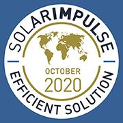 Logo label solar impulse