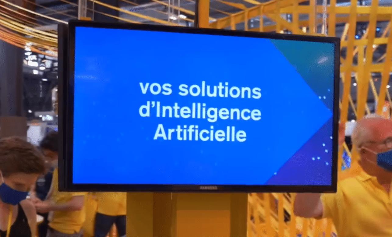 Vos solutions d'IA