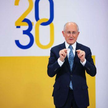 Philippe Wahl au comite du management CDM